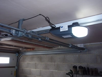 Sectional Garage Door Automation